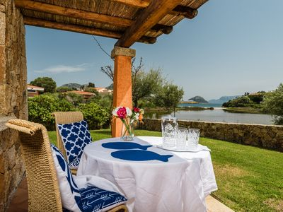 Photo for Villaggio Perlacea - semi-independent house with sea view