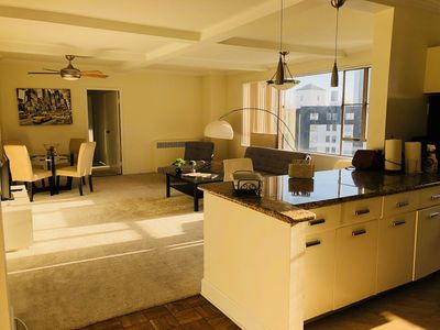 Photo for LUXURY TWO LARGE BEDROOM APARTMENT IN THE HEART OF Los Angeles