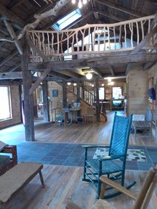 Photo for Eco-sensitive Artful Rustic Eclectic - near skiing and Berkshire attractions