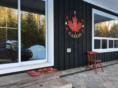 Photo for Welcome to The Chic Chalet, Haliburton