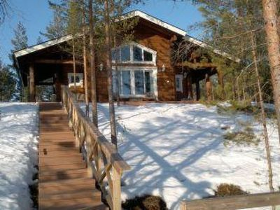 Photo for Vacation home Papulantupa in Joensuu - 6 persons, 1 bedrooms