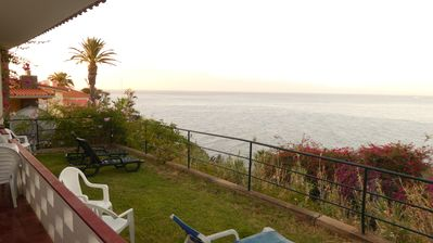 Photo for Holiday house with sea view and private garden, FREE WIFI, last minute offer