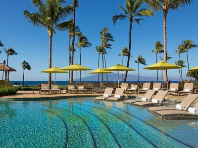 Photo for Hyatt Residence Club, Maui three bedroom villa. Reserve now with licensed broker
