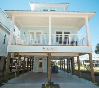 Photo for Good Vibes|East Point Cottages|13 cottages|Gulf Shores|Across the street from the beach |Pool