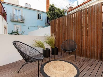 Photo for 2BR Alfama's Terrace and View
