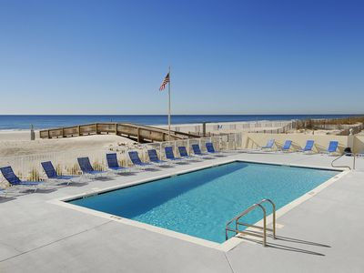 Photo for Gulf Tower 4C ~ Beach Front, Enclosed Balcony ~ Bender Vacation Rentals