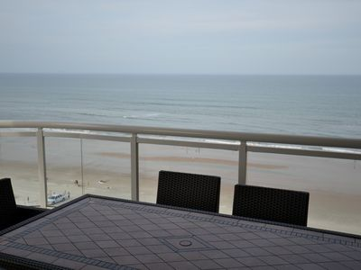 Photo for Ultimate Luxury Ocean Vistas-The largest condo in the best building on the beach