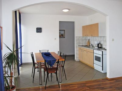 Photo for Apartment Dora (RAB142) in Rab/Rab - 8 persons, 2 bedrooms