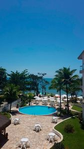 Photo for Luxurious apt Foot in the Sand in the beach of the Toninhas with flat service