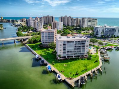 Photo for Gorgeous 3BR 2 BA Vanderbilt Beach Waterfront Condo Just Steps to the Beach