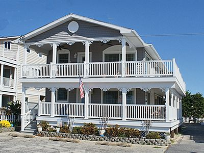 Photo for 2ND FROM THE BEACH!! This property offers expansive ocean views down the coastline