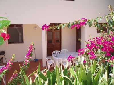 Photo for Apartments for rent 150m from the beach to Anses d 'Arlet Martinique