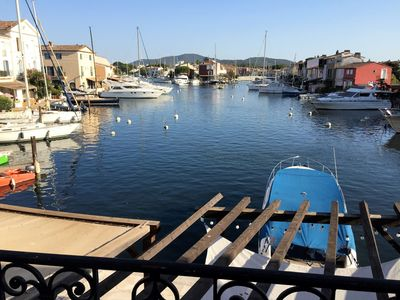 Photo for Four bed Fisherman's house in Port Grimaud
