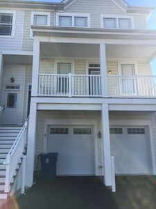 Photo for Ocean City Bay Front townhouse. Summer retreat. Perfect for family and friends.