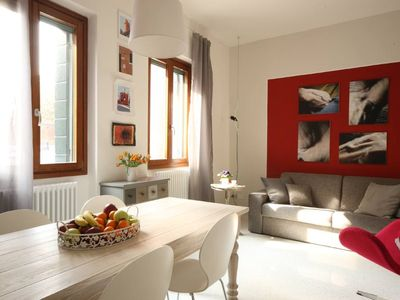 Photo for Apartment/ flat - VeneziaHouse with character