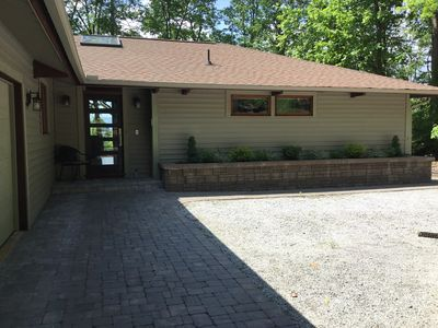 Photo for NEW: MAJESTIC MOUNTAIN VIEWS WITH A PRIVATE CREEK MINUTES FROM BREVARD, NC