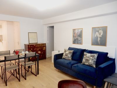 Photo for Central charming Apt  Montmartre South Pigalle for 7 guests