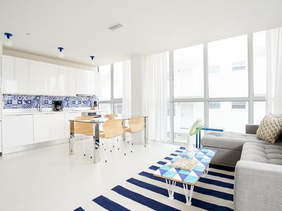Photo for Sonder | South Beach | Stylish 2BR + Rooftop