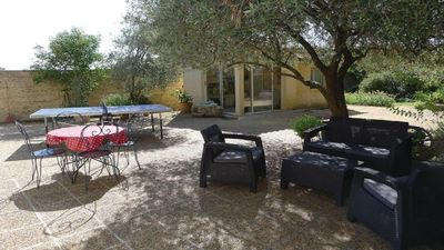Photo for Near Avignon, Holiday house - 5 bedrooms - 10x5 pool - Airconditioning