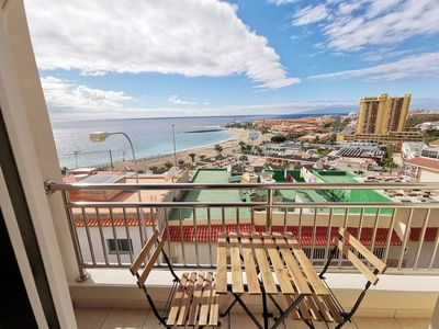 Photo for Apartment with sea views, close to the beach in Los Cristianos