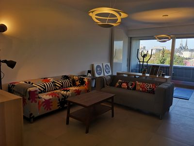 Photo for City's best view / fully renovated 115m2 apartment