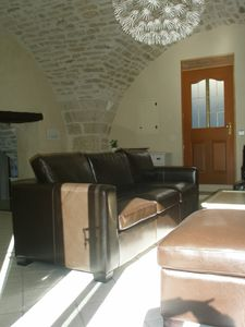 Photo for Old newly renovated house in a center of a beautiful old Gardoise village Aubais