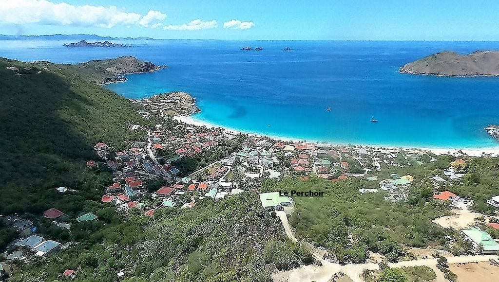 Best Island Beaches For Partying Mykonos St Barts: VILLA PERCHOIR ST BARTS: PEACEFUL HAVEN OF YOUR DREAM