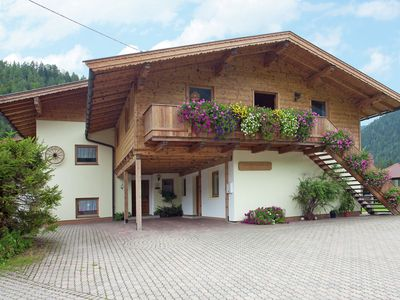 Photo for Charming Apartment with Shared Pool in Waidring Tyrol