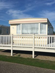 Photo for Static caravan for holiday rental