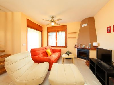Photo for Vacation home Cristina in Viladamat - 5 persons, 3 bedrooms
