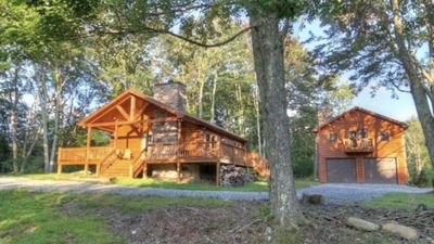 Photo for Lodges at Eagles Nest - 2 cabins, hot tub, resort amenities, UTV available!