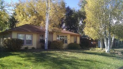 Photo for Beautiful & Quiet Old Town 3 Br, 2 Bath Home, Blocks To CSU, Shopping & Dining