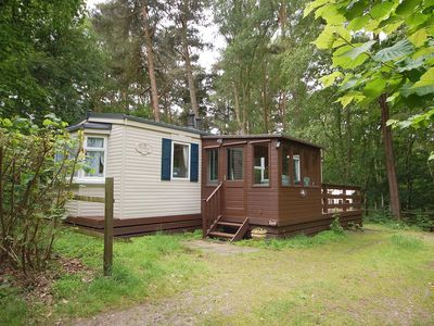Photo for Green Shores - this caravan is a peaceful holiday location on the award winning Kelling Heath Park.