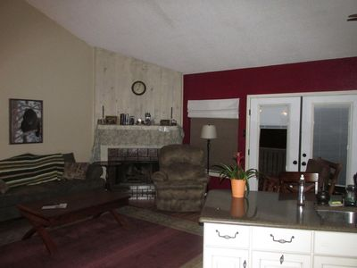 Photo for Modern Cozy Condo Close To Entertainment, Hot Springs, Nature And Skiing