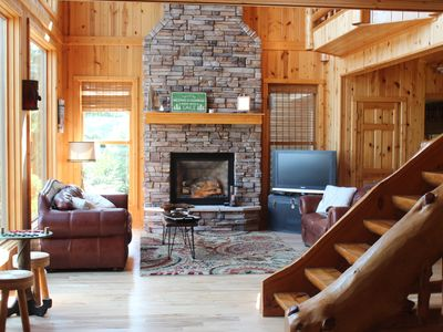 Photo for Beautiful Home On Rush Lake Part Of The Whitefish Chain.