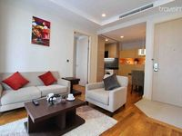 The apartment and staff were excellent. The location was perfect for our stay in Bangkok. It has a