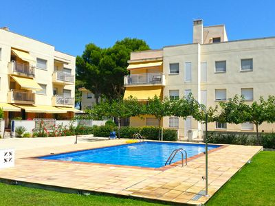 Photo for APARTMENT IN CAP ROIG CLOSE THE BEACH
