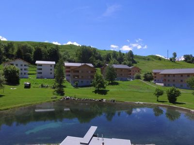 Photo for 1BR Apartment Vacation Rental in Breil/Brigels