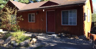 Photo for In Town Pet Friendly Truckee Home With Large Deck and Big Fenced Yard