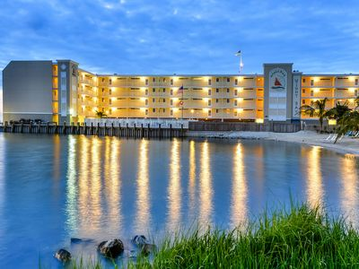 Photo for 2 BR 2 BA King Master Suites, Located Close to Convention Center & Seacrets
