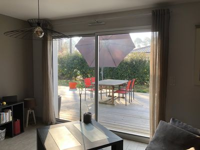 Photo for Brand new comfortable house 2 km from the center of Audenge