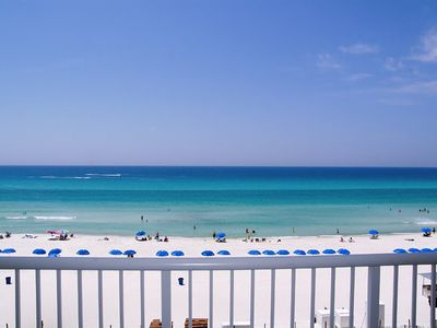 ☀Majestic 2-403☀2BR Beachfront! Dec 6 to 9 $653 Total! 5 Pools + 3 Hot tubs!
