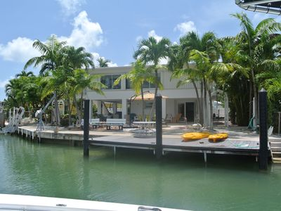 Photo for Water Front 3/3 Family and Boat Friendly Home, Great Views