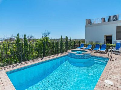 Photo for Sea Gem, 8 bedrooms, Sleeps 16, Cinnamon Beach , Private Pool, Elevator