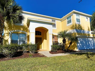 Photo for Magnificent Family Villa Private Pool/Spa Minutes to Disney