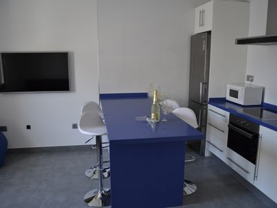 Photo for 1BR Apartment Vacation Rental in Almagro, CM