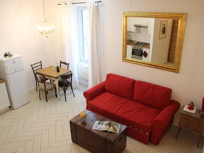 Photo for Apartment Vacation Rental in Napoli, Campania