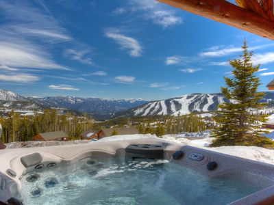 Photo for Best Views in the Rockies/ Cowboy Heaven Cabin/ Moonlight Club/ Hot Tub