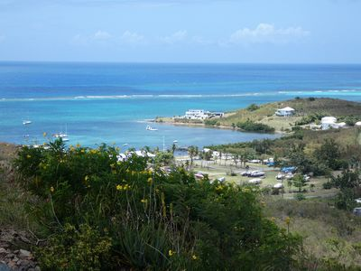 Photo for Ocean View And Breezes, Quiet 1 Bedroom, 1 Bath Private Space On 1 Acre