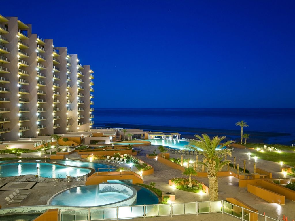 Romantic Oceanfront Seaside Golf Resort  Las Palomas